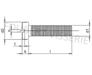 Plan-vis-metaux-tete-cylindrique-fendue-din84-iso1207