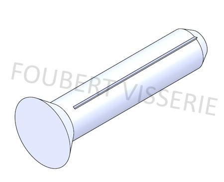 Clou-cannele-tete-conique-iso1477-iso8747