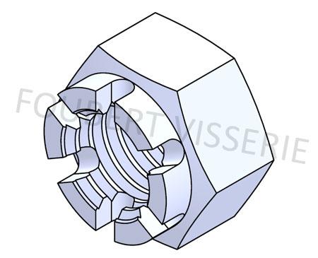 Ecrou-creneau-m4-m10-din935