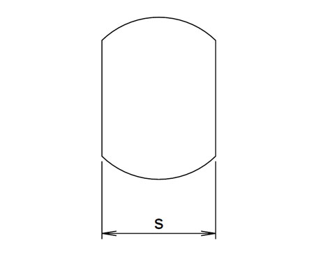 Empreinte-vis-a-metaux-tete-ronde-a-oeil-din444b