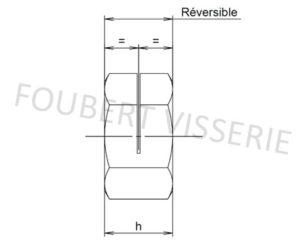 Plan-2-Ecrou-autofreine-simple-fente-esn-h100