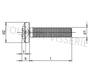 Plan-Vis-tete-cylindrique-bombee-large-pozidriv-din7985-iso7045