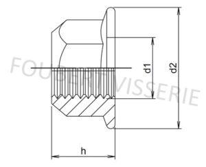 Plan-ecrou-autofreine-a-embase-tout-metal-din6927-iso7044