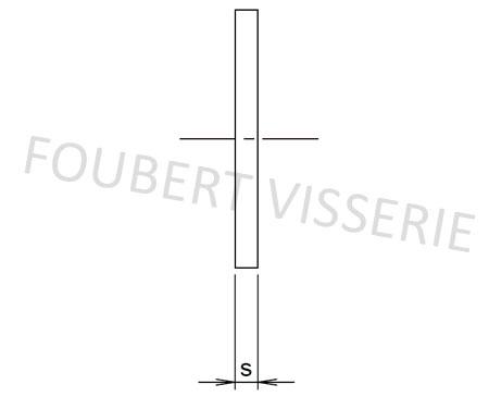 Plan1-rondelle-sans-chanfrein-pour-vis-tete-cylindrique-din433-iso7092