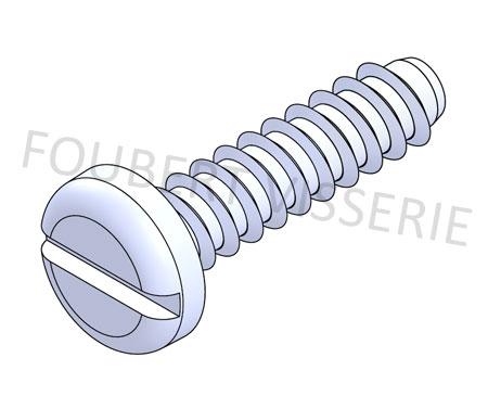 Vis-a-tole-tete-cylindrique-large-fendue-sans-pointe-din7971-iso1481