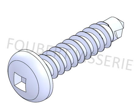 Vis-autoperceuse-tete-cylindrique-bombee-empreinte-carree-din7504m