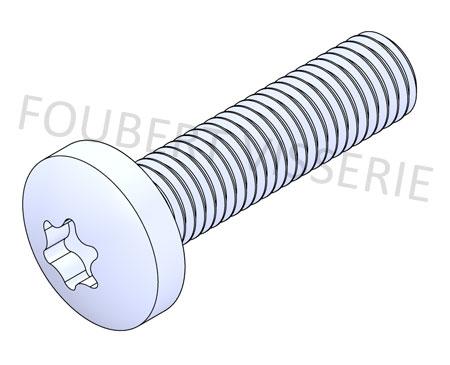 Vis-metaux-tete-cylindrique-bombee-large-din7985-torx
