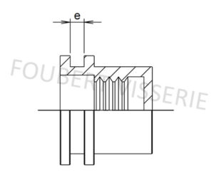 2-plan-Ecrou-a-sertir-cylindrique-tete-plate-lisset-etanche-inox
