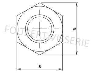 2-plan-Ecrou-hu-din934-iso4032