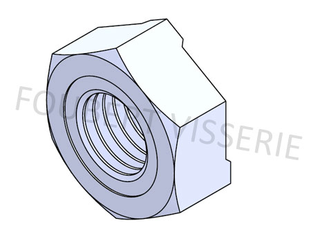 Ecrou-a-souder-hexagonal-din929