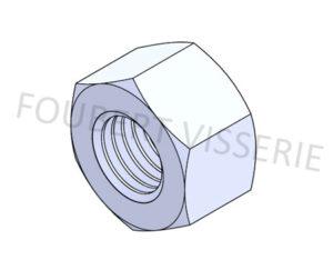 Ecrou-hexagonal-astm-a194-gr2