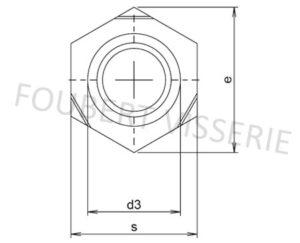 Plan-2-Ecrou-a-souder-hexagonal-din929