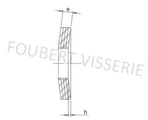 Plan-coupe-Rondelle-ressort-trep-type-4l